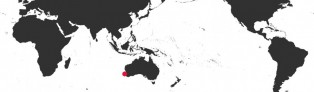 Distribution Map of Zoila venusta episema f. sorrentensis