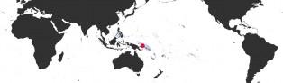Distribution Map of Ficadusta pulchella novaebritanniae