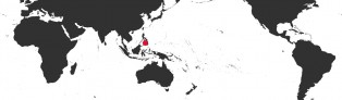 Distribution Map of Contradusta pulchella aliguayensis